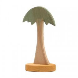 Palm rond op steun