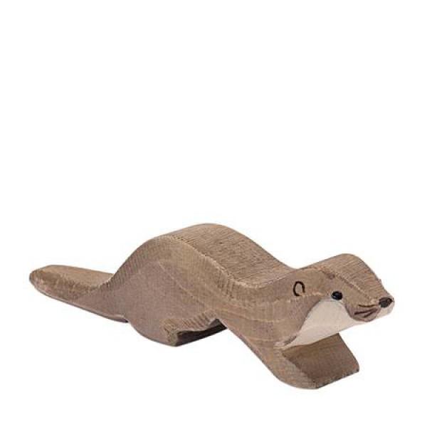 Ostheimer Otter lopend