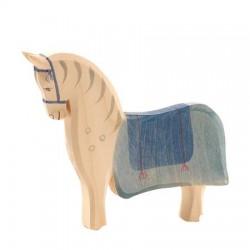 Paard zadel