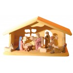 Ostheimer kerststal of huis