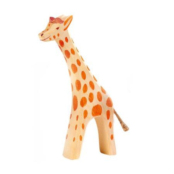 Ostheimer Giraffe lopend