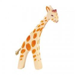 Giraffe klein gebogen