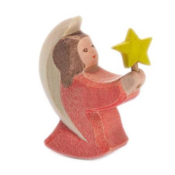 Ostheime Engel rood met ster