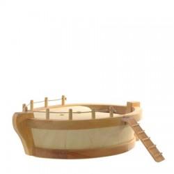 Schip boot of ark