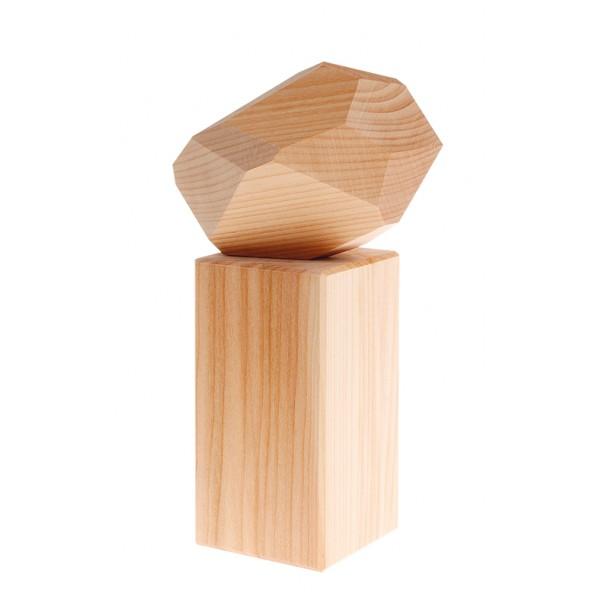 Grimm's edelstenen houten