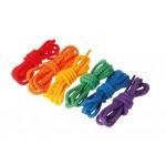 Grimms Koorden om te rijgen regenboog kleuren
