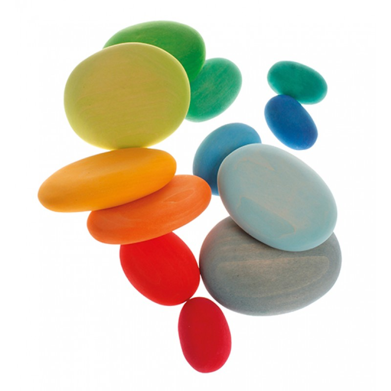 blauwe jelly beans