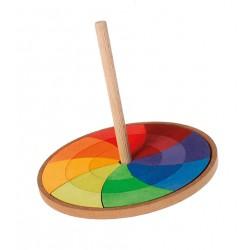 Tol regenboog kleuren Goethe