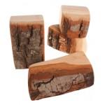 Grimms Blokken met schors