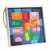 2 cm blokken sets