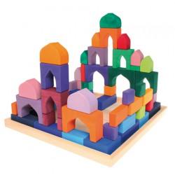 4 cm blokken sets