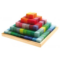 Set pyramide groot