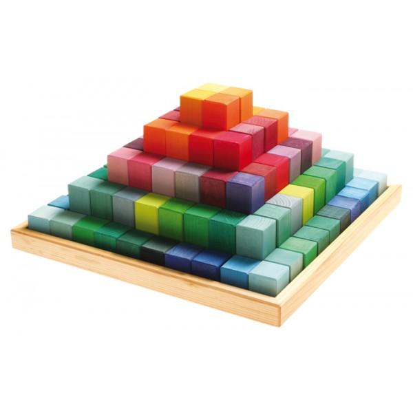 Grimms Set pyramide groot