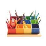 Grimms Sorteer hulp pennen bakjes