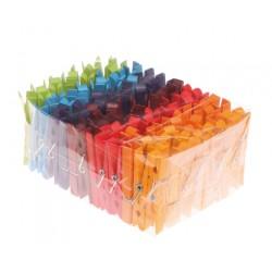 Wasknijpers 126 gekleurd