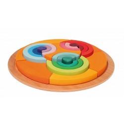 Puzzel Graancirkel