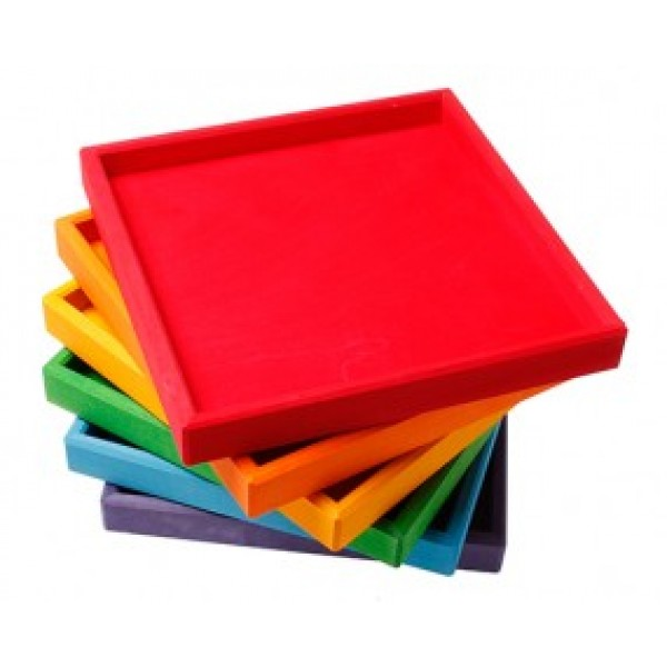 Grimms Frames set in regenboog kleuren