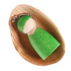 Sleutelhanger vriendje groen