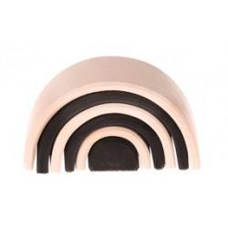 Tunnel klein monochrome zwart wit