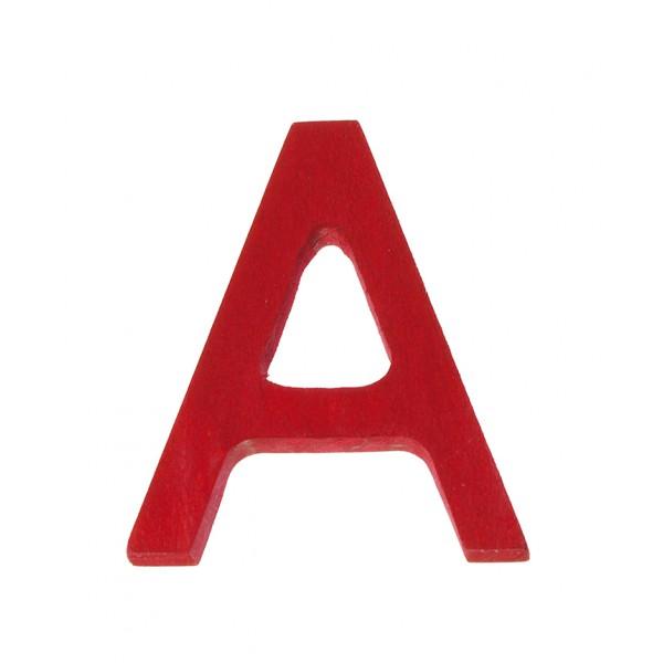 Letter A strak