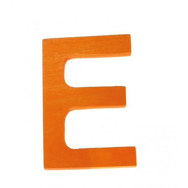 Letter E strak