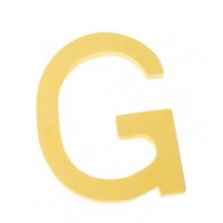 Letter G strak