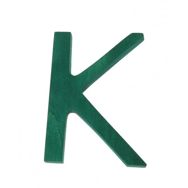 Letter K strak