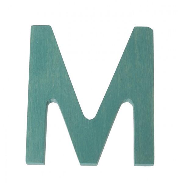 Letter M strak