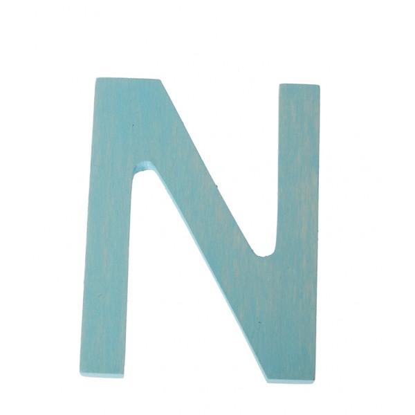 Letter N strak