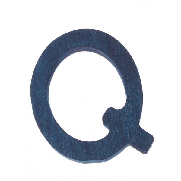 Letter Q strak