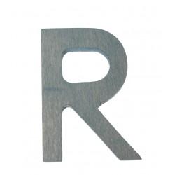 Letter R strak