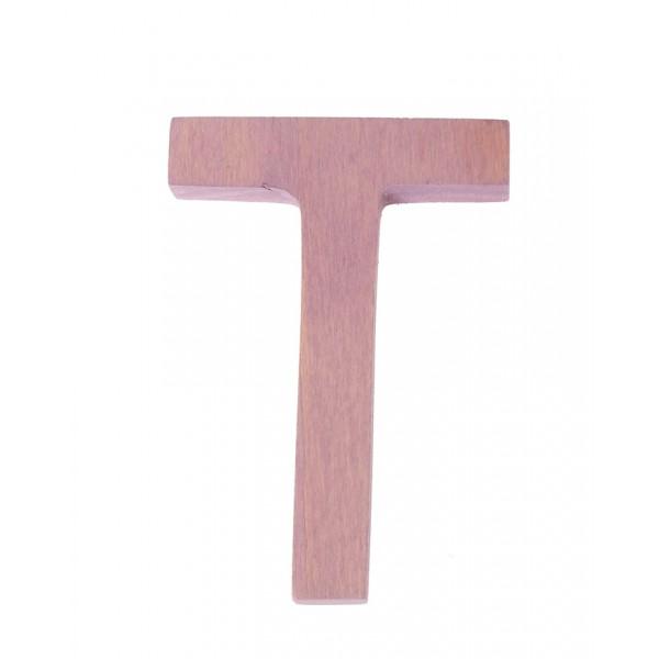 Letter T strak