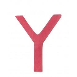 Letter Y strak