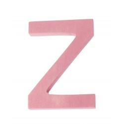 Letter Z strak