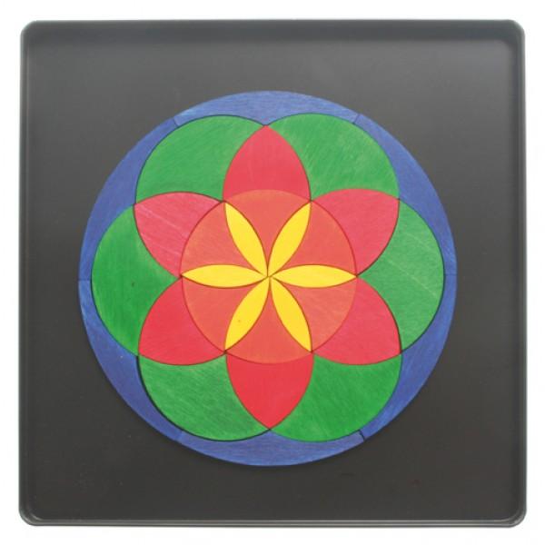 Grimms Magneetpuzzel cirkel fantasie