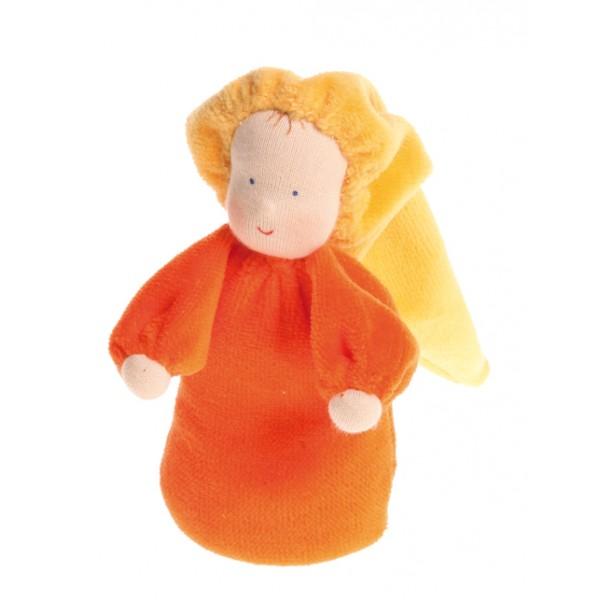 Pop lavendel oranje