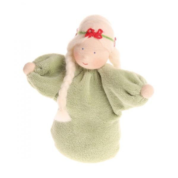 Grimms Pop lavendel meisje groen