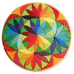Mandala Bloemencirkel