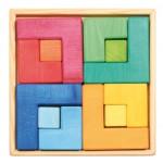Grimm's Puzzel groot vierkant