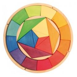 Kleurencirkel Itten