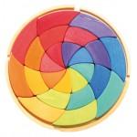 Grimm's Kleurencirkel Goethe