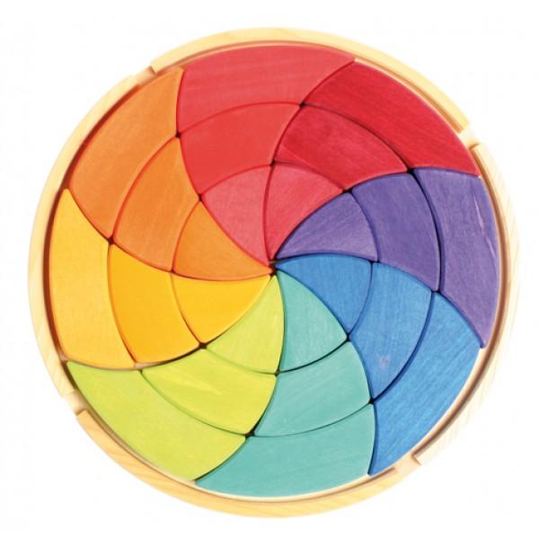 Grimms Kleurencirkel Goethe