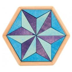 Puzzel mini hexagon