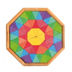 Puzzel mini octagon