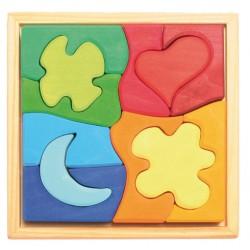 Puzzel vormen
