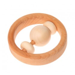 Grijper cirkel met houten bal