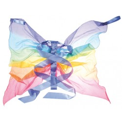 Speelzijde Vleugels regenboog