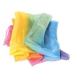 Speelzijde groot regenboog