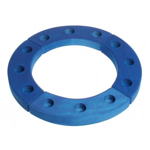Grimms Jaarring 12 blauw