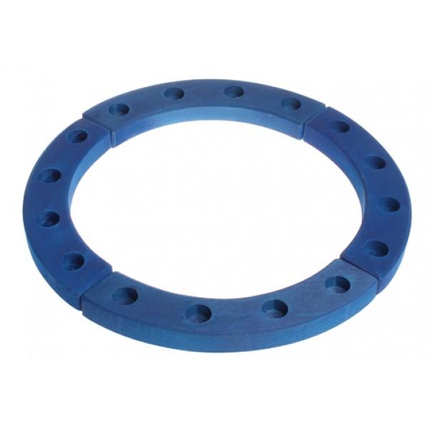 Grimms Jaarring 16 blauw
